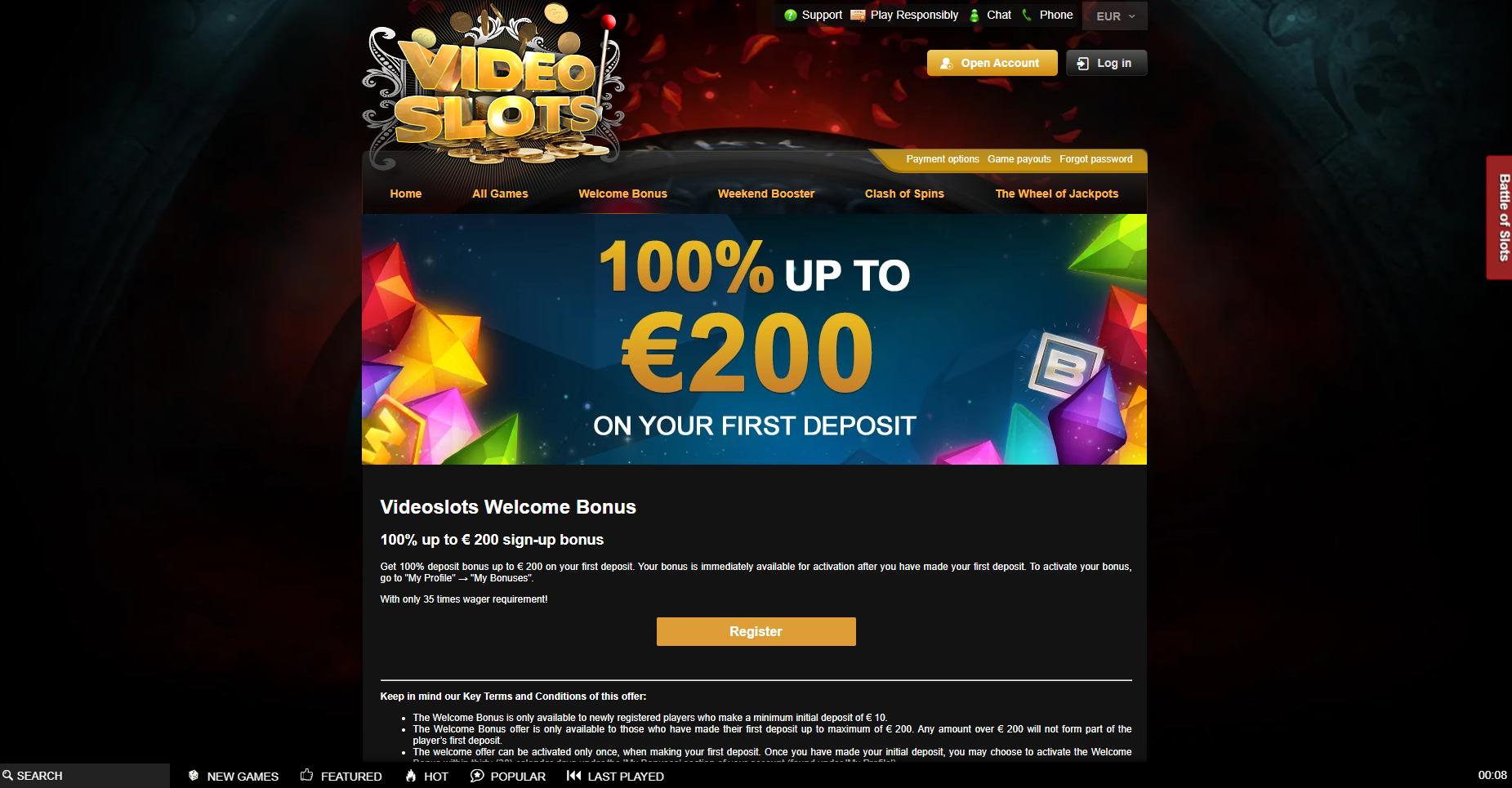 videoslots-casino-bonus-review-2021